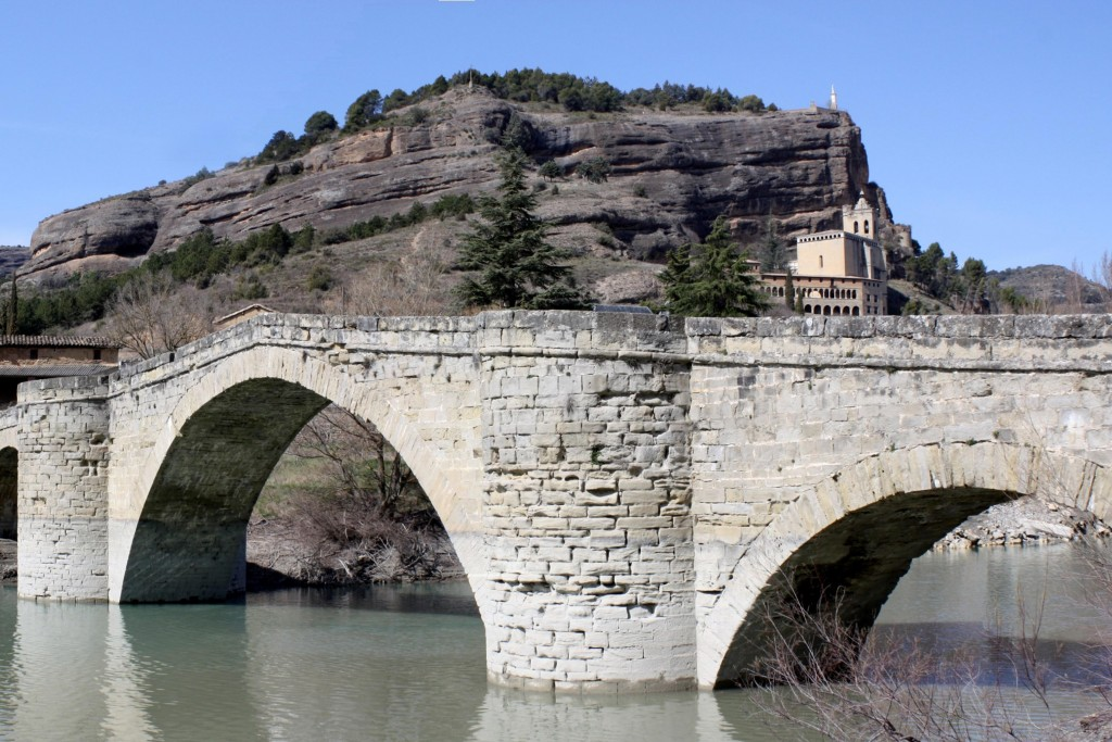 puente de abajo graus
